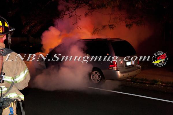 West Babylon F.D. Vehicle Fire 425 Sunrise Highway 6-9-13