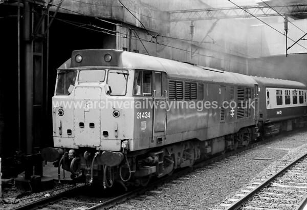 Class 31 Diesel Locomotives