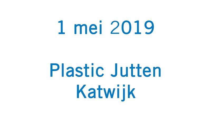 1 mei Plastic jutten in Katwijk.jpg