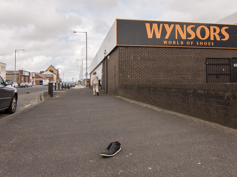 Wynsors World of Shoes in Fleetwood