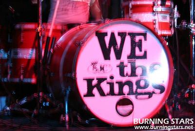 We The Kings @ the Town Ballroom (Buffalo, NY); 11/23/08