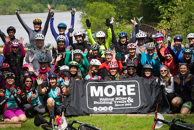 2017 MORE Women's Mountainbike Day