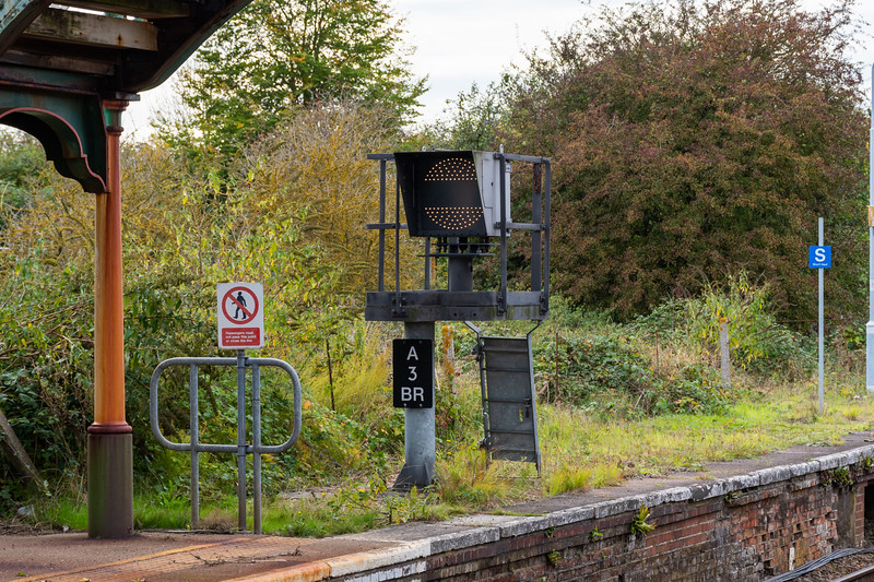 A3 Banner Repeater, Acle