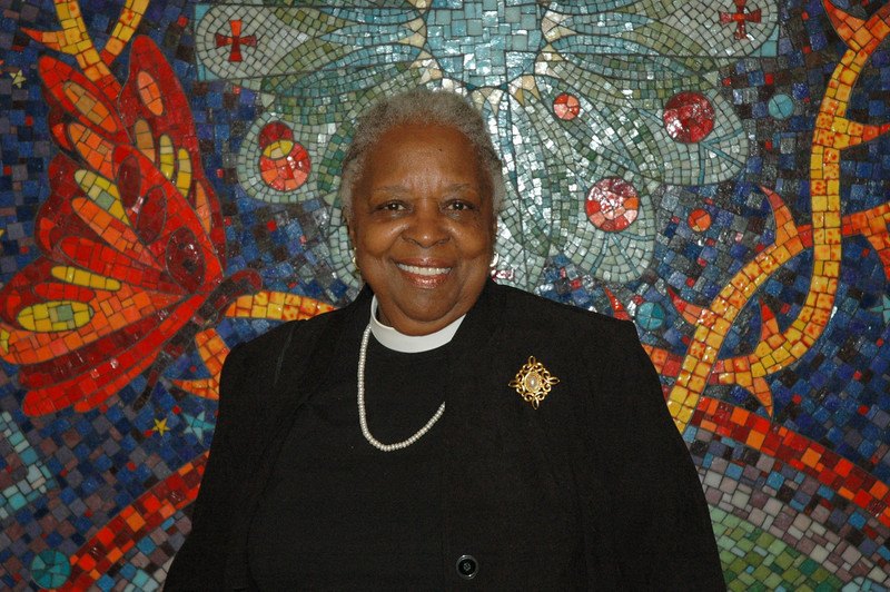 The Rev. Beverly Conway