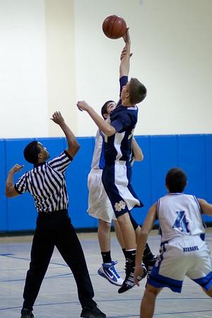 ND Freshman Burbank Tournament