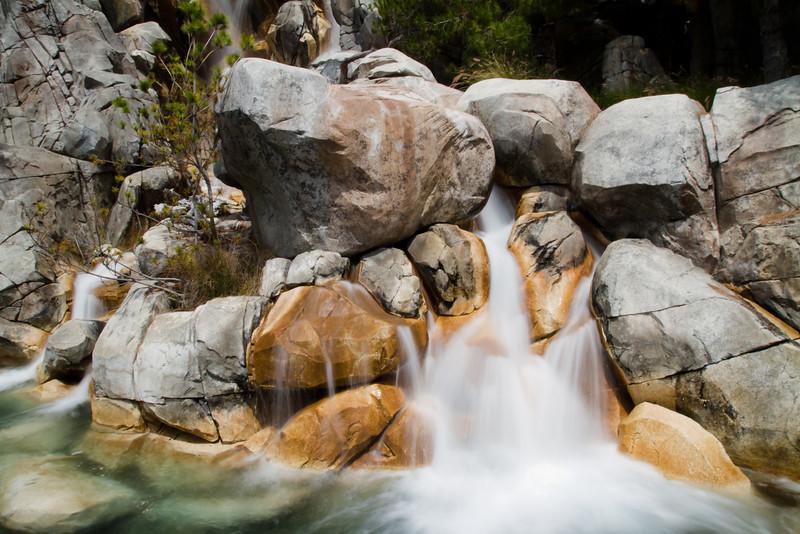Grizzley Peak Waterfall