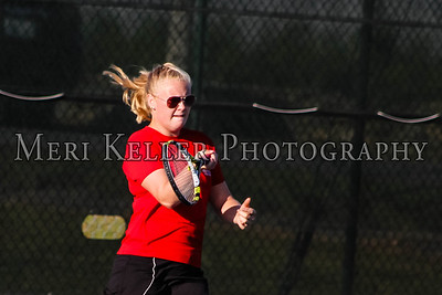 MHS vs Rogers Tennis 9.16.15