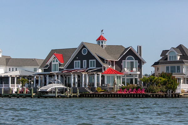 Homes on the Bay