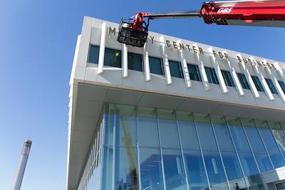 2015 Massry Building signage