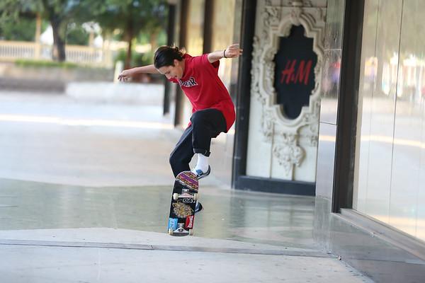 Skateboarding Sessions