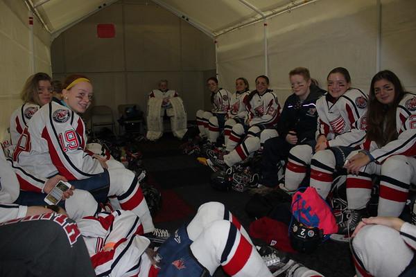 1-14-2017 Outdoor Hockey Game