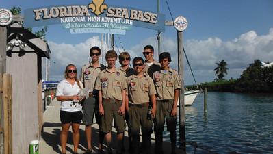 2013 July 19-25 - Sea Base