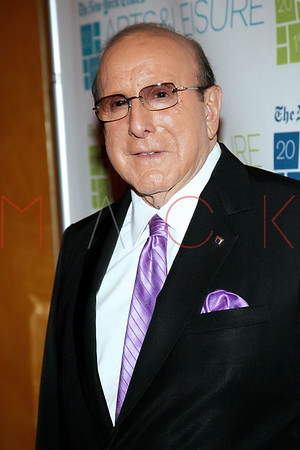 NEW YORK, NY - JANUARY 08:  2012 NY Times Arts & Leisure Weekend - TimesTalks With Clive Davis during the 2012 NY Times Arts & Leisure weekend at The Times Center on January 8, 2012 in New York City.