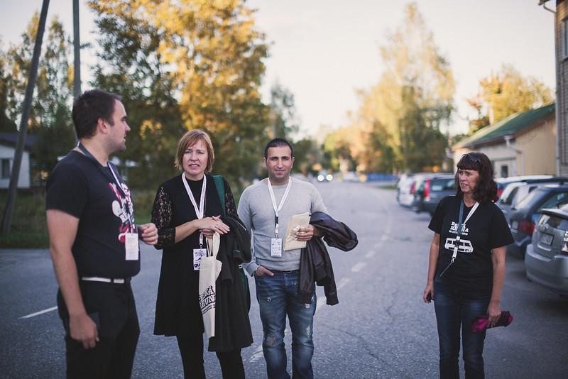 Photo: Paavo Pykäläinen  Perjantai 5.9.2014