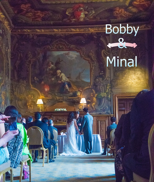 The Wedding of Bobby & Minal