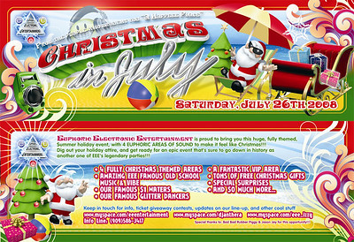 Christmas In July by Jeepster