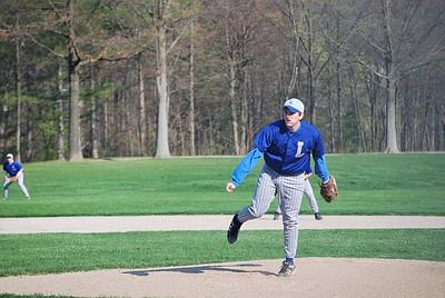 Baseball v. Culver Academy - April 13, 2010