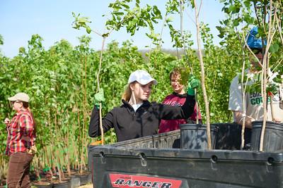 2017 UWL Biology Flood Plain Restoration Meredith Thomsen