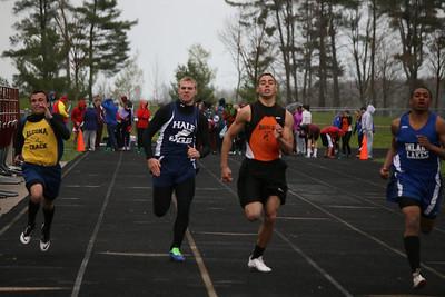 Marion D4 Regional 100m Semi Finals Boys