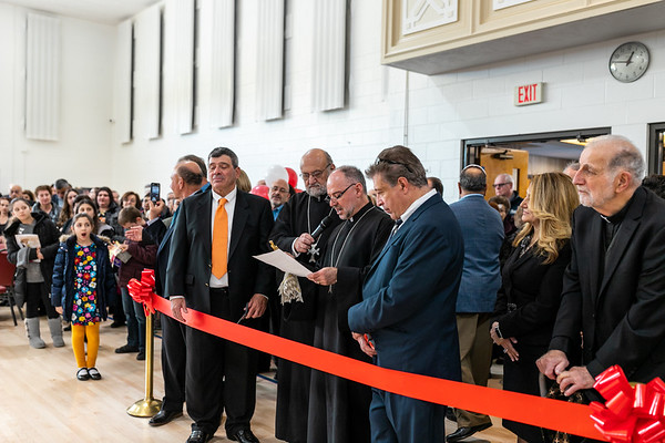 Grand Re-Opening and Dedication Ceremony
