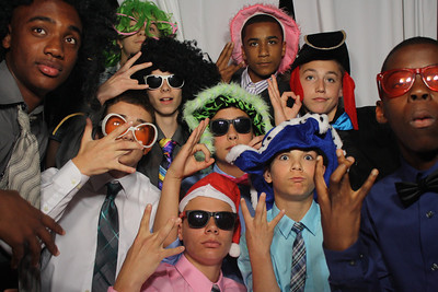 Mountain View Middle School 8th Grade Dance - 6/13/14