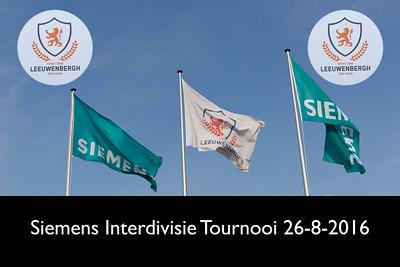 Siemens Interdivisie Golftoernooi 26-8-16