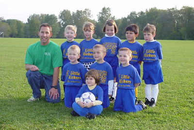 Lions Soccer (2003 Fall)