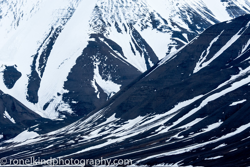 Svalbard's Mountains