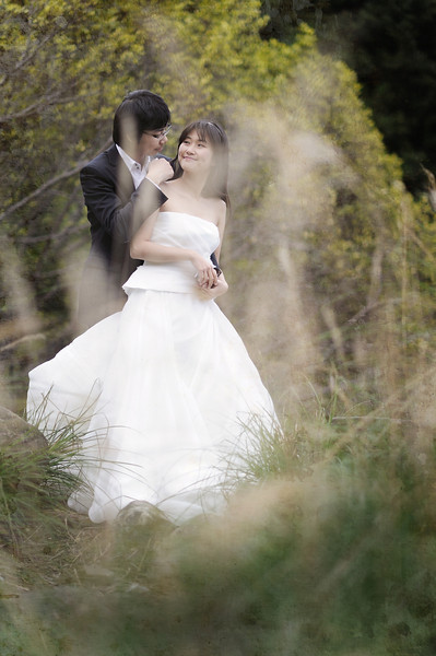 Pooldodo Pre-Wedding