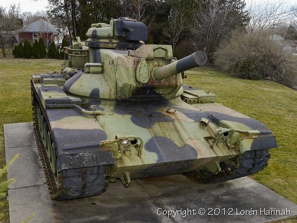 AMVets Post 136 - Ephrata, PA - M60A2