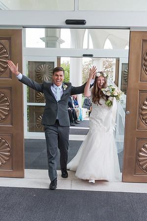 McCall and Robin Wedding