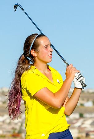 Reed - Somersett - Girls Golf 2014