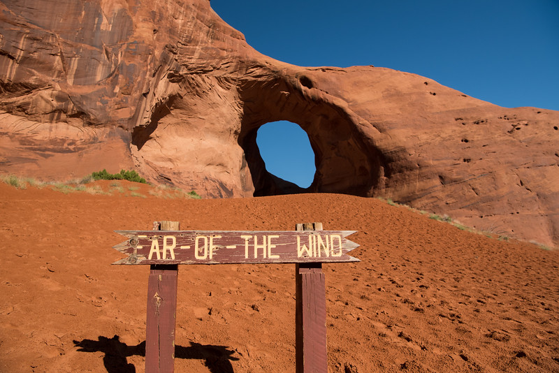 EAR-OF-THE-WIND @ Monument Valley