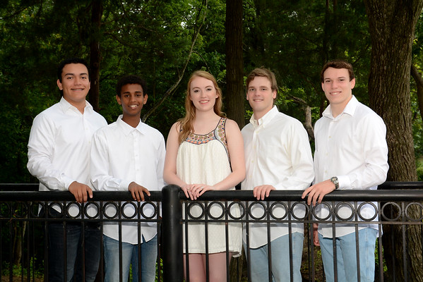 2015: LHHS  Class Officers - 2015-16