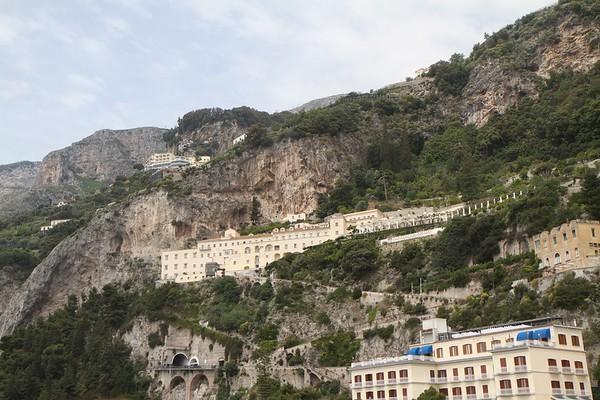 Italy Trip Day 7 - Amafi Coast