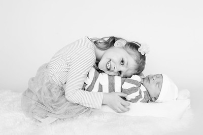 Newborn fotoshoot Huizen