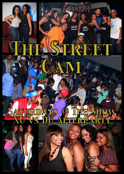 The Street Cam: Saturdays @ The Show XU vs DU Afterparty