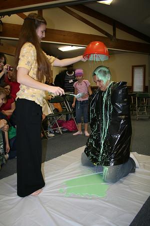 Kids4Christ Sliming - December 2007