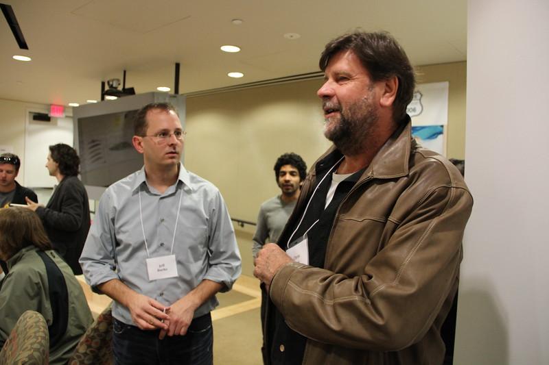 2011, Jeff Burke and Chris Gray