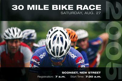 Bike Race Posters