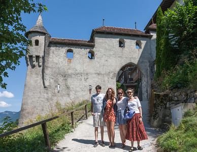 Road to Geneva: Château-d'Œx, Gruyères, and Château de Chillon, August 2013