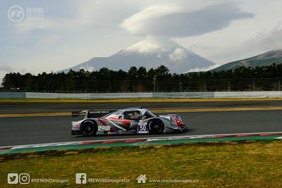 Asian Lemans Series 2018/19 Rd2, Fuji, Japan