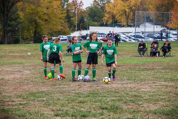 GSA 4th Grade Girls Soccer