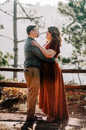 Julie and Adam