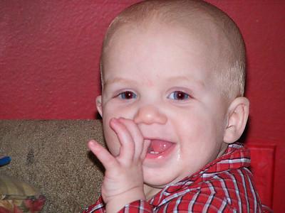Misc Skyler Photos - January 2008