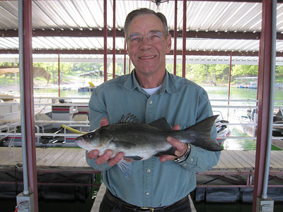 TABLE ROCK LAKE FISHING TRIP 2010