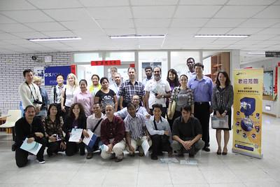 20121122 國際土地政策研究訓練中心參訪