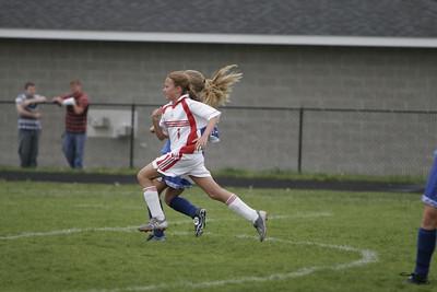 Girls JV Soccer - 5/10/2006 Sparta