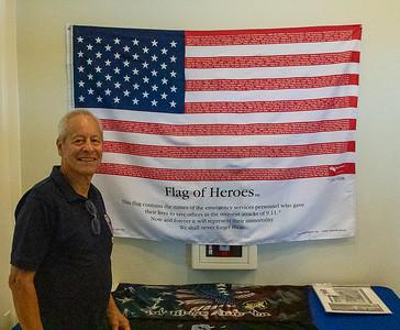 CA 9-11 Rememberance Ceremony 2019