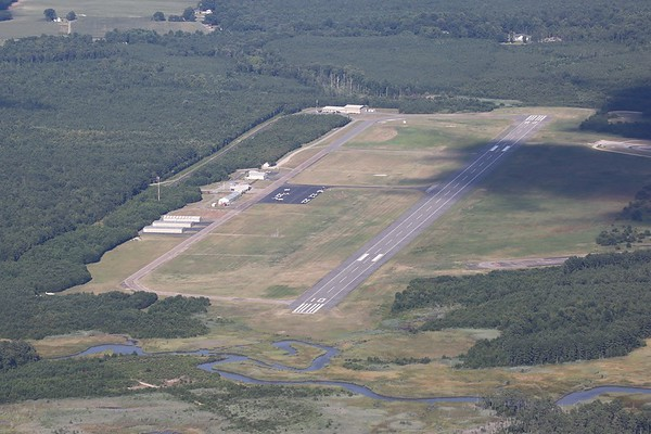 Middle Peninsula Regional Airport, 25Jul17